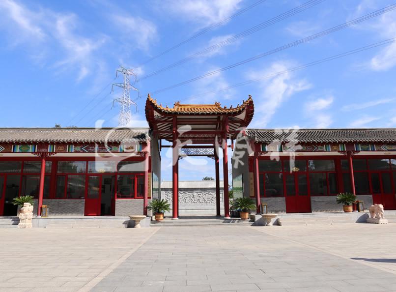 北京九里山公墓二区
