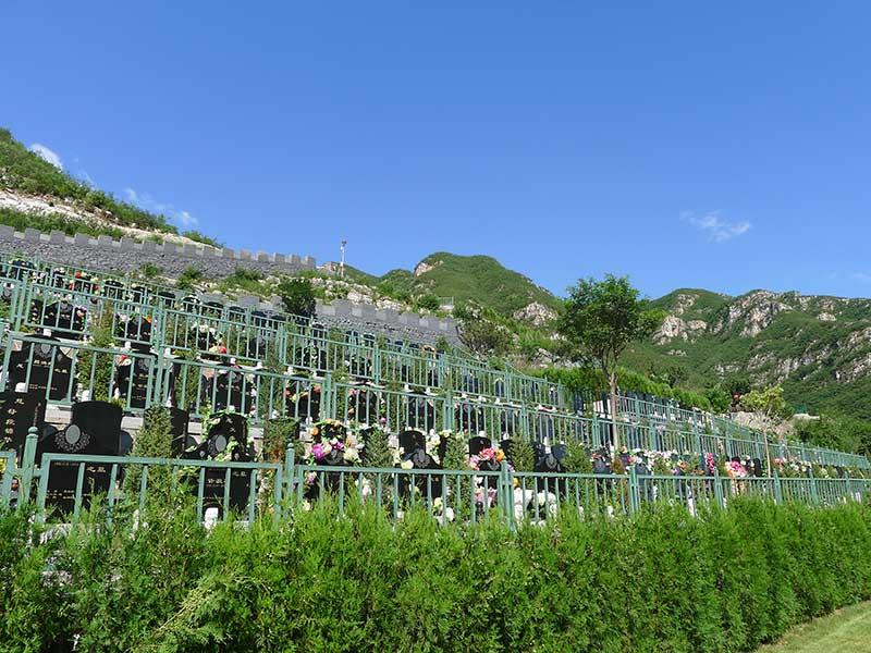 桃峰陵园的性质是怎么样的?环境如何?