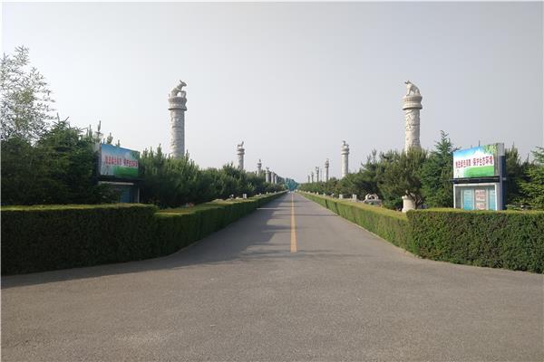 极乐园公墓搬迁
