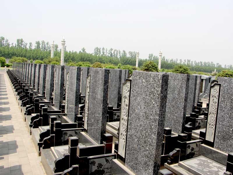 极乐园公墓20年